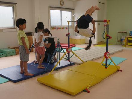 小学生 夏休み体操教室