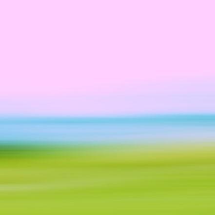 Ostsee, Baltic Sea, Deichblick, Streifzüge, Holger Nimtz, dekorativ, impressionistisch, Impressionismus, abstrakt, Wandbild, malerisch, surreal, Surrealismus, Urlaub, vacation, verwischt, intentional camera movement, ICM, Inspiration,
