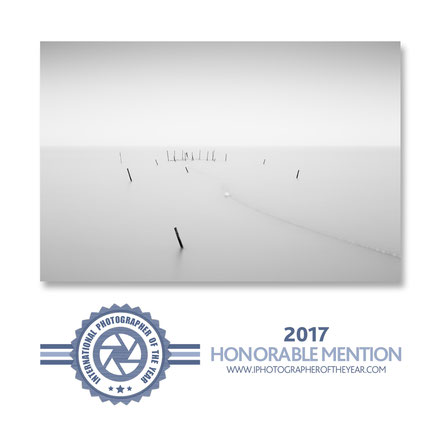 International Photographer of the Year 2017, Ringkobing Fjord, Denmark, Nebel, misty, photography, Minimalismus, Fotografie, minimalism, minimalist, minimalistisch, Holger Nimtz, Wandbild, Kunst, fine art, Fotokunst,