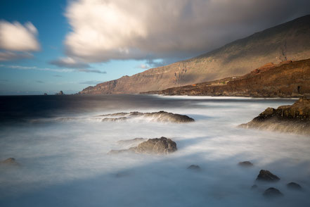 sunset, El Golfo, Langzeitbelichtung, longexposure, fineart, dekorativ, wallart, El Hierro, Canary Islands, Kanarische Inseln, Kanaren, Holger Nimtz,