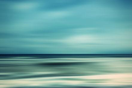 Ostsee, Baltic Sea, Meeresrauschen, Streifzüge, Holger Nimtz, dekorativ, impressionistisch, Impressionismus, abstrakt, Wandbild, malerisch, surreal, Surrealismus, Urlaub, vacation, verwischt, intentional camera movement, ICM, Inspiration,