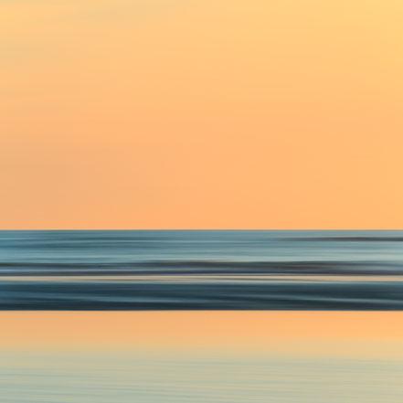 Nordsee, sunrise, Sonnenaufgang, North Sea, abstract, seascape, Fotokunst, Kunst, Art, Fotografie, photography, fine art, Streifzuege, Holger Nimtz, Streifen, strpies, dekorativ, impressionistisch, Impressionismus, abstrakt, malerisch, surreal, verwischt,