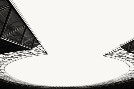 Olympiastadion, Berlin, photography, Minimalismus, Fotografie, minimalism, minimalist, minimalistisch, Holger Nimtz, Wandbild, Kunst, Fotokunst, Archetektur, architecture,