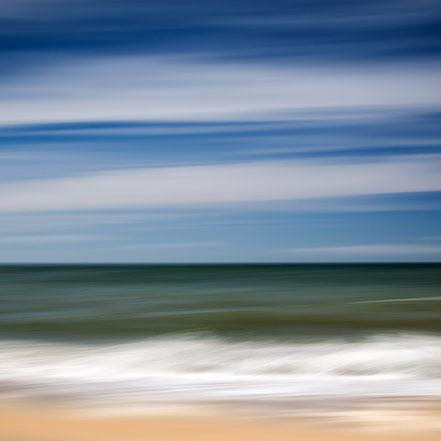 Brandung, North Sea, Nordsee, Fotokunst, Kunst, Art, Fotografie, photography, wall art, Streifzuege, Holger Nimtz, Streifen, strpies, dekorativ, impressionistisch, Impressionismus, abstrakt, Wandbild, malerisch, surreal, Surrealismus, verwischt,