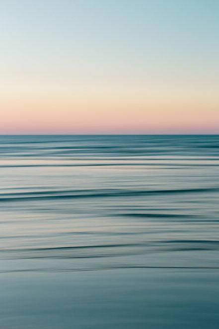 Mittelmeer, sunset, Sonnenuntergang, Mediterranean Sea, Fotokunst, Kunst, Art, Fotografie, photography, wall art, Streifzuege, Holger Nimtz, Streifen, strpies, dekorativ, impressionistisch, Impressionismus, abstrakt, malerisch, surreal, verwischt,