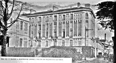 Début années 1900