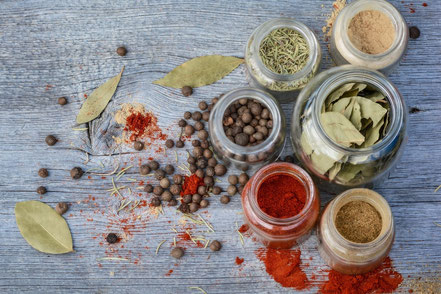 geneeskrachtige kruiden voeding ayurvedaenmeer pureyoga purenatuur