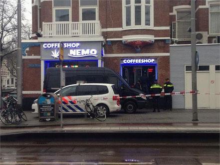 Coffeeshop Nemo à Rotterdam