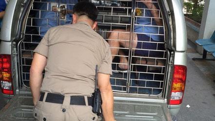 Johan van Laarhoven innocent en prison Thailande