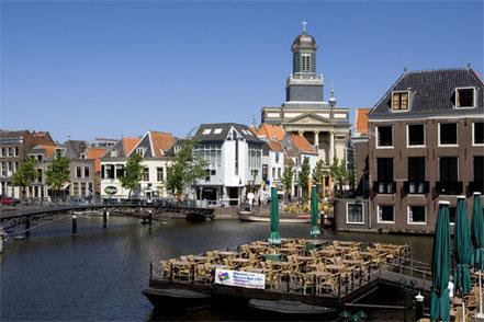 Leiden, ville etudiants tres sympa!