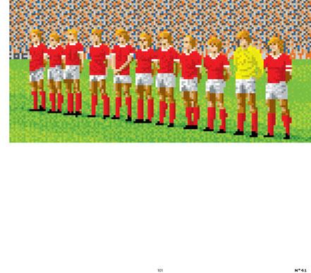 Retro Videospiele - Tehkan World Cup - 8-Bit - Bildband - EarBooks - kulturmaterial