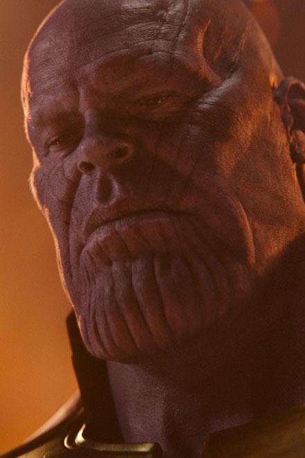 Josh Brolin - Thanos - kulturmaterial