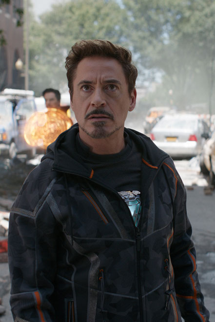 Robert Downey Jr - Iron Man - kulturmaterial