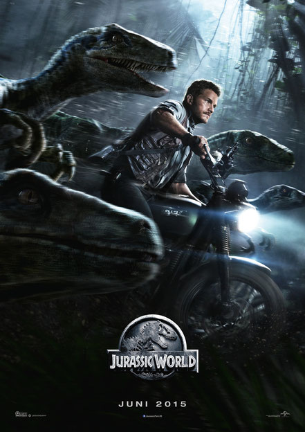 Jurassic World - Gewinnspiel - Jurassic Park 4 - Universal - kulturmaterial