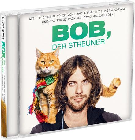 BOB DER STREUNER Film Soundtrack - Sony Music - kulturmaterial