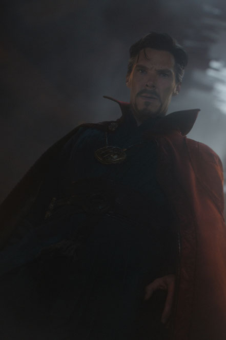 Benedict Cumberbatch - Doctor Strange - kulturmaterial