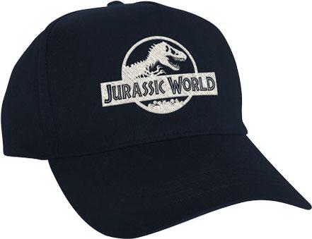 Jurassic World - Gewinnspiel - Jurassic Park 4 - Universal - Baseballkappe