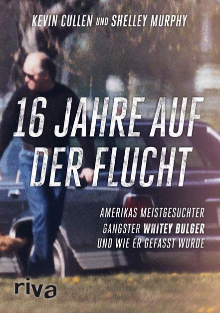 16 Jahre auf der Flucht - James Whitey Bulger - Riva Verlag - kulturmaterial - Buch
