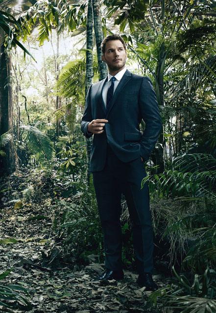 Jurassic World - Chris Pratt - Jurassic Park 4 - Universal - kulturmaterial