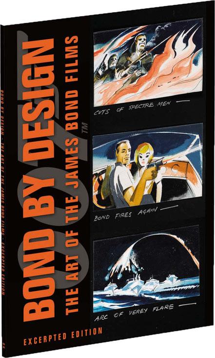 Bond by Design - Dorling Kindersley - kulturmaterial - Fan Artikel