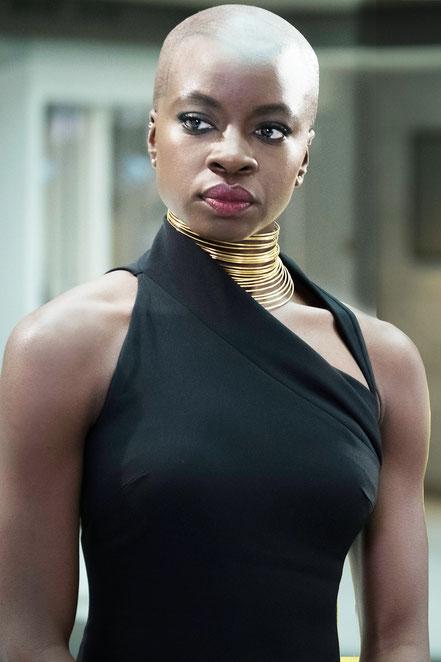 Black Panther Character Okoye - Danai Gurira - Marvel - kulturmaterial