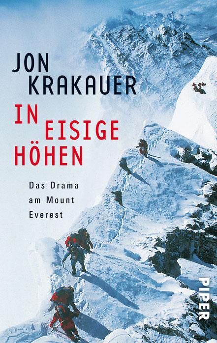 In Eisige Höhen - Jon Krakauer - Piper - kulturmaterial
