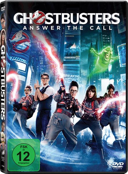 Ghostbusters DVD - Sony - kulturmaterial - Gewinnspiel