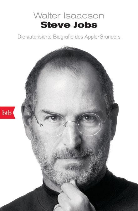 Steve Jobs Biografie - Walter Isaacson - btb - kulturmaterial