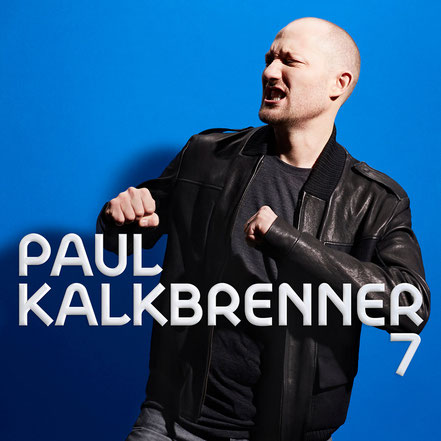 Paul Kalkbrenner - Album 7 - Sony Music - kulturmaterial - Cover