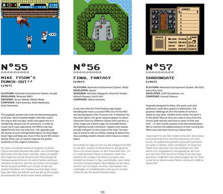 8-Bit Retro Videospiele - Bildband - EarBooks - kulturmaterial