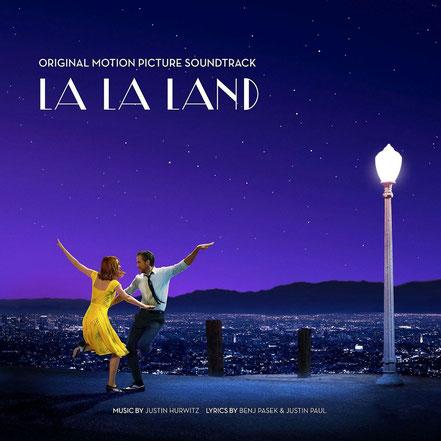 La La Land Soundtrack Filmmusik - Universal Music - kulturmaterial