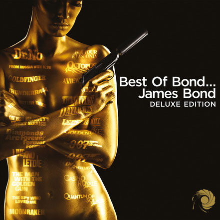 Best Of Bond - James Bond - Polystar - Universal - Filmmusik - Soundtrack - kulturmaterial