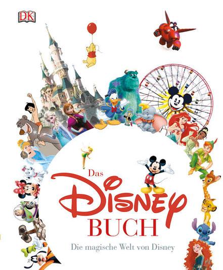 Walt Disney - Das Disney Buch - Dorling Kindersley - kulturmaterial