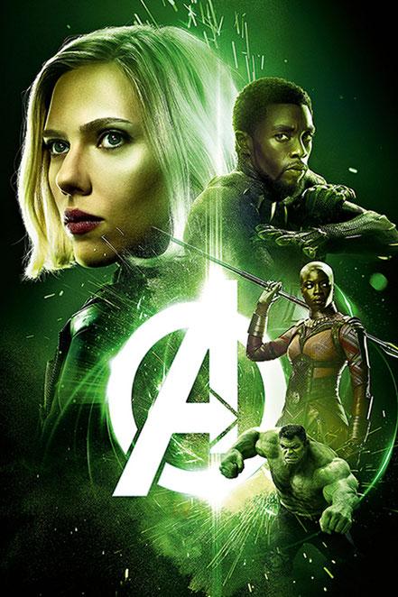 Avengers Infinity War - Chadwick Boseman T'Challa Black Panther - Marvel - kulturmaterial
