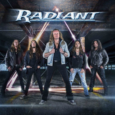 RADIANT - Featuring ex-members of Seventh Avenue Image