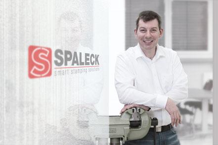 Sebastian Spaleck, Geschäftsführer von Spaleck