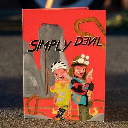 SIMPLY DEVIL DVD / BLU REH