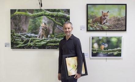 mehdi achèche - photographe animalier - franche comté - jura - association llb