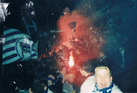 Hertha-Fanblock P