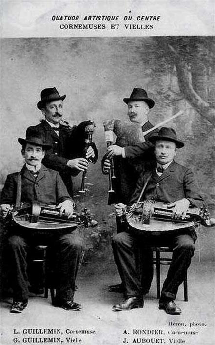 Un quatuor exceptionnel