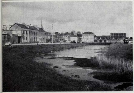 Le port vers 1964