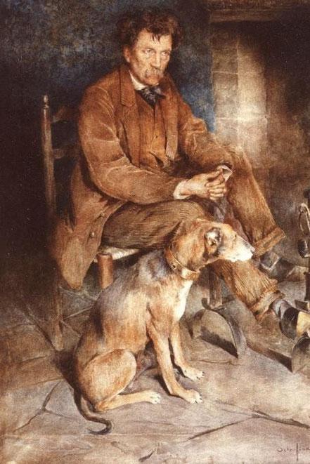 Maurice ROLLINAT, écrivain et pêcheur