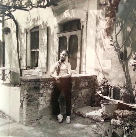 1969 : Christine entre la maison PAGES et la maison CHABOT