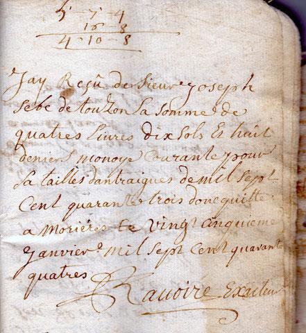 (Archives Chabot-Péron)