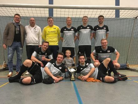 Turniersieger 2018: 92er Allstarteam der Jungelstern