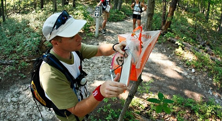 corsi orienteering nei boschi