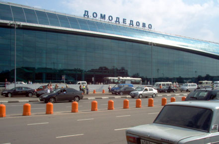 Moscow domodedovo Airport International