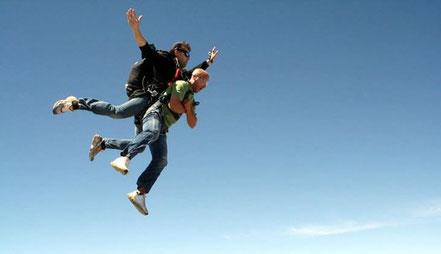 FDKM special Tandem Paracadute