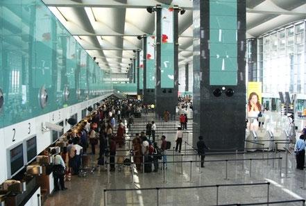 AIRPORT BANGALORE INDIA