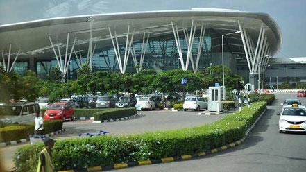 BANGALORE AIRPORT INDIA